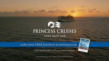 Princess Cruises TV Spot, 'More Ashore' - Thumbnail 10