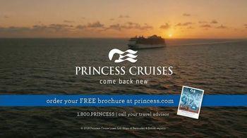 Princess Cruises TV Spot, 'More Ashore' - Thumbnail 9