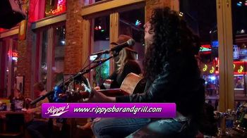 Rippy's Bar and Grill TV Spot, 'For the Best Ribs With a Side of Music' - Thumbnail 3
