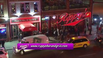 Rippy's Bar and Grill TV Spot, 'For the Best Ribs With a Side of Music' - Thumbnail 4