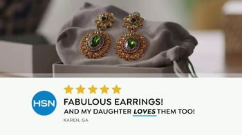 Home Shopping Network TV Spot, 'Earrings' - Thumbnail 2