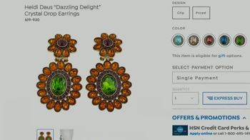 Home Shopping Network TV Spot, 'Earrings' - Thumbnail 3