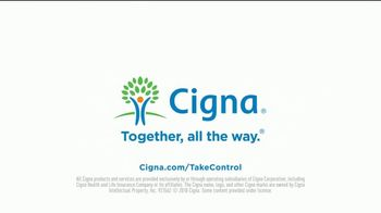 Cigna TV Spot, 'Body and Mind' Featuring Queen Latifah - Thumbnail 8