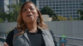 Cigna TV Spot, 'Body and Mind' Featuring Queen Latifah - Thumbnail 3
