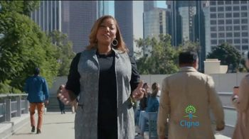 Cigna TV Spot, 'Body and Mind' Featuring Queen Latifah - Thumbnail 4
