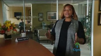 Cigna TV Spot, 'Body and Mind' Featuring Queen Latifah - Thumbnail 5