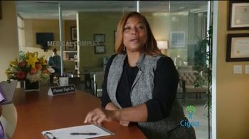 Cigna TV Spot, 'Body and Mind' Featuring Queen Latifah - 3013 commercial airings