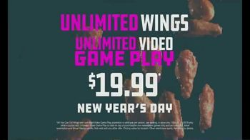 New Year's Day: Wings and Game Play thumbnail