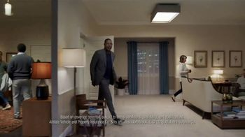 Allstate TV Spot, 'On the Move' Featuring Dennis Haysbert - Thumbnail 8
