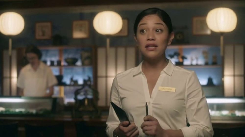AT&T Wireless TV Commercial, 'OK: Sushi'