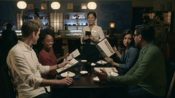 AT&T Wireless TV Spot, 'OK: Sushi' - Thumbnail 1