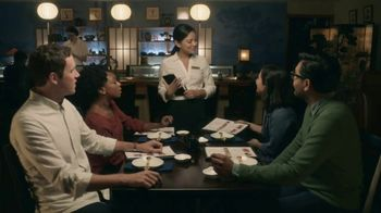 AT&T Wireless TV Spot, 'OK: Sushi' - Thumbnail 2