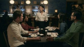 AT&T Wireless TV Spot, 'OK: Sushi' - Thumbnail 4