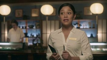 AT&T Wireless TV Spot, 'OK: Sushi' - Thumbnail 5