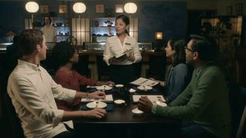 AT&T Wireless TV Spot, 'OK: Sushi' - Thumbnail 7
