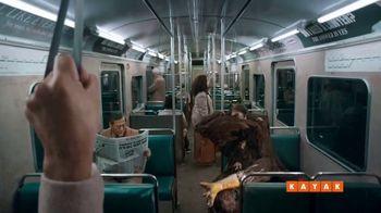 Kayak TV Spot, 'Subway' - Thumbnail 2