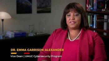 University of Maryland University College TV Spot, 'Why Learn Cyber at UMUC?' - Thumbnail 1
