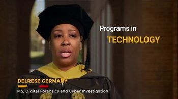 University of Maryland University College TV Spot, 'Why Learn Cyber at UMUC?' - Thumbnail 3