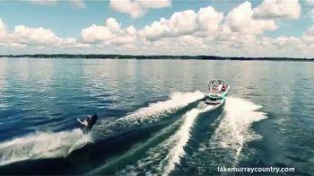 Discover South Carolina TV Spot, 'Lake Murray Country'