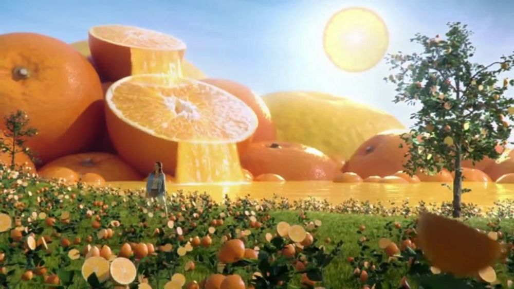 Nexium 24HR TV Commercial, 'Orange Juice'