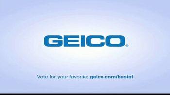 GEICO TV Spot, 'The Best of GEICO: Talking Gecko' - Thumbnail 6