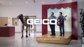 GEICO TV Spot, 'The Best of GEICO: Hump Day' - Thumbnail 10