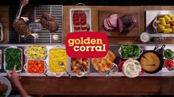 Golden Corral Signature Sirloin TV Spot, 'Nothing Beats It' - 3279 commercial airings