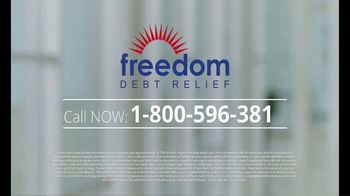 Freedom Debt Relief TV Spot, 'Get Out of Debt' - Thumbnail 8