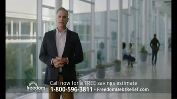 Freedom Debt Relief TV Spot, 'Get Out of Debt' - Thumbnail 1