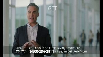 Freedom Debt Relief TV Spot, 'Get Out of Debt' - Thumbnail 2