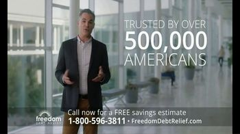 Freedom Debt Relief TV Spot, 'Get Out of Debt' - Thumbnail 3