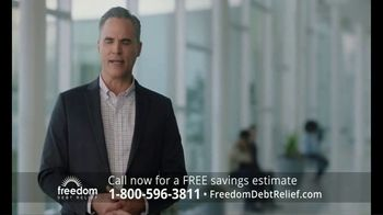 Freedom Debt Relief TV Spot, 'Get Out of Debt' - Thumbnail 7