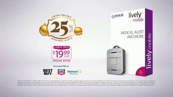GreatCall Lively Mobile TV Spot, 'Mom Volunteers: 25 Percent Off' - Thumbnail 10