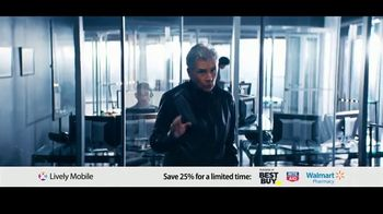 GreatCall Lively Mobile TV Spot, 'Mom Volunteers: 25 Percent Off' - Thumbnail 5