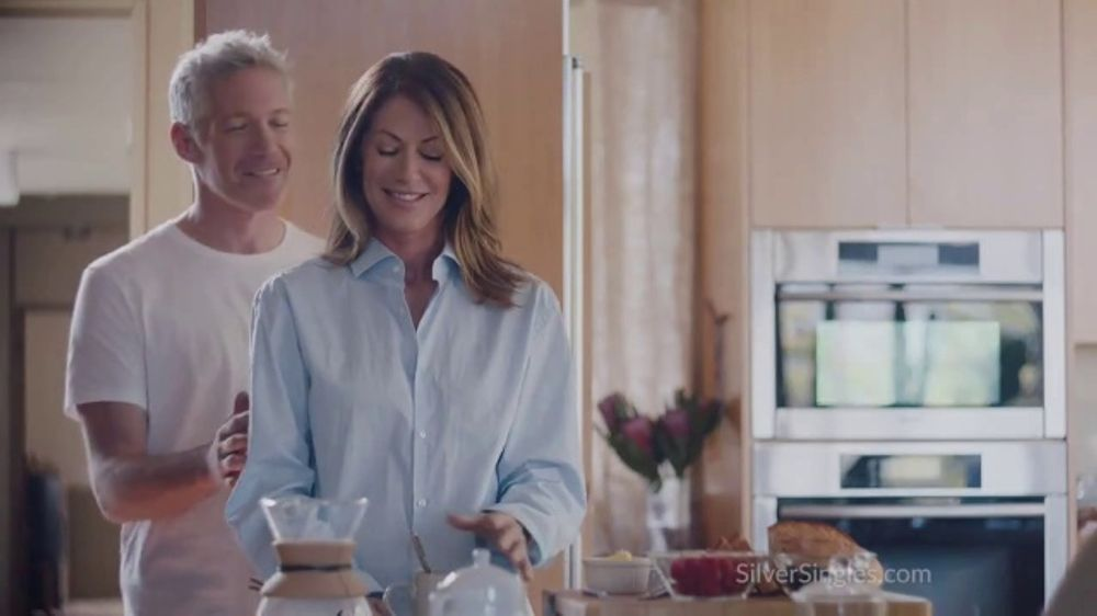 Silver Singles TV Spot, Rediscover the Magic - Screenshot 2