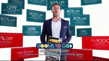 Rooms to Go Coupon Sale TV Spot, 'New Year's Day' - Thumbnail 10