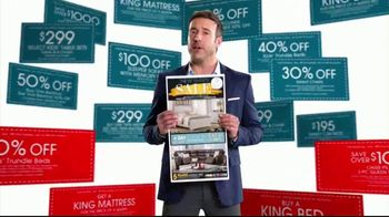 Rooms to Go Coupon Sale TV Spot, 'New Year's Day' - Thumbnail 5