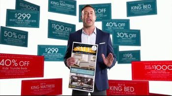 Rooms to Go Coupon Sale TV Spot, 'New Year's Day' - Thumbnail 6