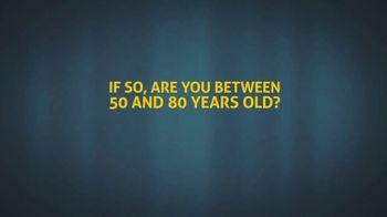 Senior Legacy Life Diabetic Funeral Insurance TV Spot, 'Type-Two Diabetes' - Thumbnail 2