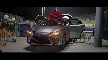 Lexus December to Remember Sales Event TV Spot, 'Celebrations' [T2] - 1643 commercial airings