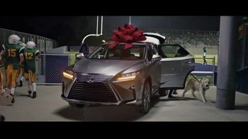 Lexus December to Remember Sales Event TV Spot, 'Celebrations' [T2] - 1643 commercial airings