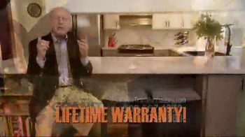 Granite Transformations TV Spot, 'Complete Kitchen Makeover' Featuring Bill Schonely - Thumbnail 6