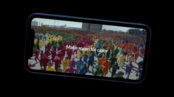 Apple iPhone XR TV Spot, 'Color Flood' Song by Cosmo Sheldrake