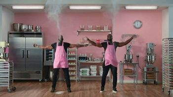 Microsoft Surface Pro 6 TV Spot, 'Sweat, Dedication & Cupcakes' Ft. Brian Orakpo, Michael Griffin