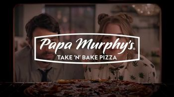 Papa Murphy's Large Gourmet Delite Chicken Bacon Artichoke Pizza TV Spot, 'Going Out' - Thumbnail 1