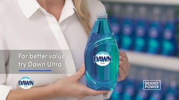 Dawn Ultra TV Spot, 'Brand Power: More Than Just Dishes' - Thumbnail 5