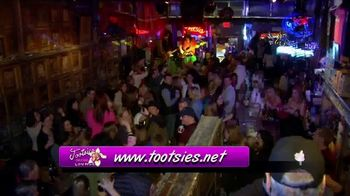Tootsie's World Famous Orchid Lounge TV Spot, 'A Nashville Icon' - Thumbnail 1