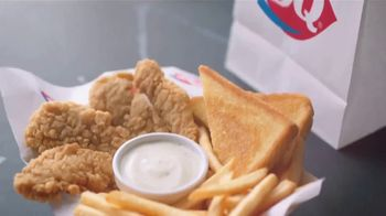 Dairy Queen Chicken Strip Basket TV Spot, 'This, These and Those' - Thumbnail 1