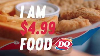 Dairy Queen Chicken Strip Basket TV Spot, 'This, These and Those' - Thumbnail 10