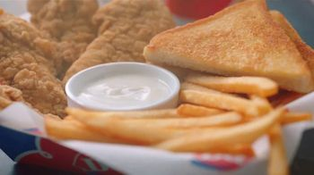 Dairy Queen Chicken Strip Basket TV Spot, 'This, These and Those' - Thumbnail 2